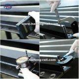 Carril de guía de la buena calidad de T114/B para el equipo de elevación