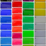 Borrar/color/Mate acrílico/mirror/ Hoja de Perspex Fabricante.