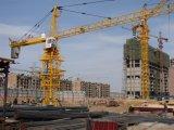 4t construction grue à tour avec 42m Tip-Load 0,8 tonne de flèche