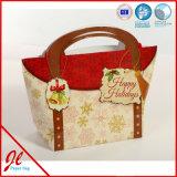 Luz da Marinha Grande Shopping Center de sacos de compras para prendas de Natal