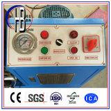 """1/4 """" à la machine sertissante de boyau hydraulique approuvé de la CE 2 """" Dx68 avec la vitesse"""
