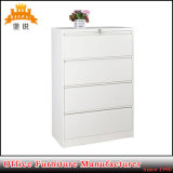 Fas-003-4D Office Storage Cupboard Metal 4-Drawer Side Filing Cabinet