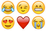Derisione divertente del PVC dell'azionamento dell'istantaneo del USB di Emojis sull'azionamento della penna