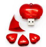 Meilleure vente coeur lecteur Flash USB (WY-PL51)