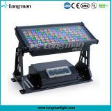 450W imprägniern Wand-Wäsche-Lampe der Stadt-IP65 der Farben-LED im Freien