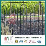 Поставкы сада металла загородки выпушки загородки сада Qym/граници сада