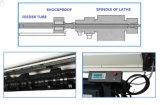 Gd-542 Gd-551の精密CNCの旋盤棒送り装置の自動車の送り装置