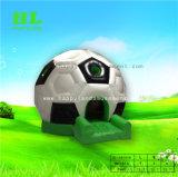 Надувные Bouncer футбола темы для парк развлечений
