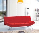 Base di sofà del tessuto di svago del salone