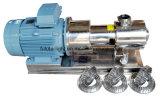 Bomba da emulsificação do aço inoxidável de boa qualidade