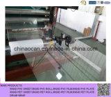 0.2mm bis 1.2mm starkes freies Haustier-Plastikblatt/Haustier-Film-Rolle für das Drucken-Vakuum, das Thermoforming bildet