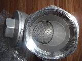 ステンレス鋼のYタイプソケット溶接のこし器