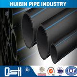 Polietileno de gran diámetro del tubo de suministro de agua del tubo de polietileno de alta densidad