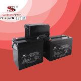 Bateria solar acidificada ao chumbo selada do tipo 12V 200ah de Sunstone da bateria de bateria recarregável