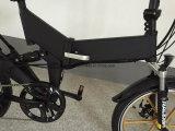 20 pulgadas Mini plegable bicicleta eléctrica / Oculto Batería E de bicicletas