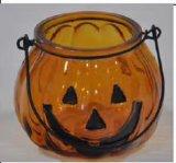 Il nuovo stile a buon mercato ha decorato il vaso di vetro colorato dalla fabbrica cinese