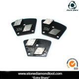 2 точек отделочной шлифовки диск Алмазные сегменты для пола