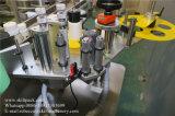 Het automatische Ronde Plastiek kan de Machine van de Etikettering van de Sticker van de Omslag tot een kom vormen