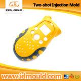 Hoge Precisie Twee het Ontsproten Plastic Vormen van de Injectie Overmolding