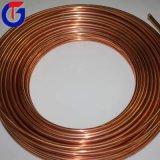 小さい直径の銅管、6mmの銅管