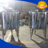Réservoir de stockage stérile d'acier inoxydable pour la nourriture