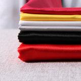 Heißer verkaufenpolyestermatt-Gewebe-Ebene gefärbter Satin 100% für Hochzeits-Kleid