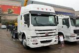 Sinotruk HOWO 371HP 엔진 힘 6X4 트랙터 트럭