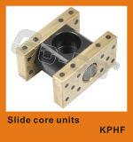 Faites glisser les unités de base de haute qualité de moulage par injection de pièces standard