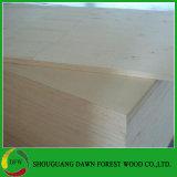 Unterschiedliches Stärken-Pappel-Furnierholz