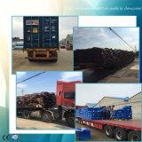 アジアの市場のトラックの交通機関のための雨防水シート
