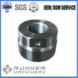 ISO 9001 прошел Custom черный алюминий Anodizing соберите детали