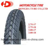 中国の高品質のチューブレスオートバイのタイヤ2.75-17