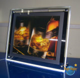 Attaccatura di cristallo del blocco per grafici del plexiglass del LED