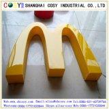 Strato acrilico spesso personalizzato di 3mm fatto dal fornitore di Schang-Hai Cina