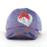 女の子のための方法ジーンズの子供の子供の帽子