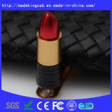 Promoção Gift Lipstick U Disk with Custom Logo Freely
