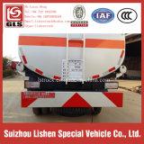 Dongfengの石油タンカーのトラック4*2のディーゼル力の移動式給油車