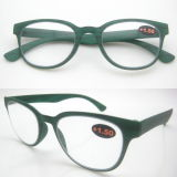 Spring Hinge를 가진 나무로 되는 Like Injection Reading Optical Frame