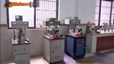 Machining process of steel ball