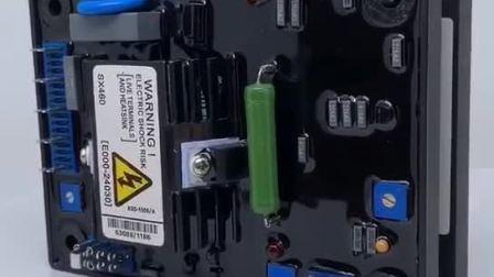 China Buy Generator Avr Circuit Diagram 3 Phase Automatic Voltage Regulator Stabilizers Avr Sx460 For 60kva Brushless Genset Generator Set Price China Automatic Voltage Stabilizers Stabilizers