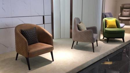 China Comfortable Modern Lounge Chair And Ottoman China Lounge Chair And Ottoman Wing Chair