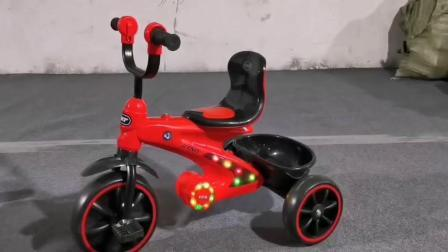 China 2020 The Latest Baby Tricycle with Music and Light for Kids Toys and Gifts Bt-19 - China Kids Tricycle Baby and Babies Bike price