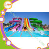 Build a Water Park Mini Water Slide Outdoor Water Playground Equipment