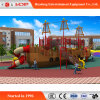 2017 OEM/ODM Orders Outdoor Playground Slide Exercise Wooden Equipment (HD-MZ059)