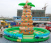 Cheer Amusement Inflatable Jungle Climb