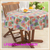 Printed PVC Tablecloth LFGB Grade/Okotex-100