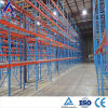 Multi-Level Heavy Duty Pallet Rack with Wire Deck