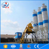 Hzs75 Stationary Concrete Mixing Plant with Js1000 Concrete Mixer