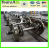 Locomotive Wagon Wheel Set, Train Steel Wheel for Sale, Professional Product