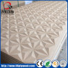 3D MDF Wall Panel for Interior Decoration